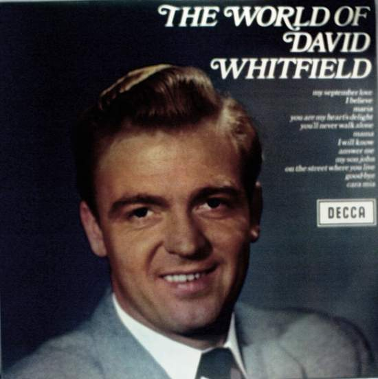 The World Of - Whitfield, david