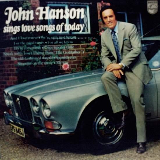Hanson, john - Sings Love Songs Of Today
