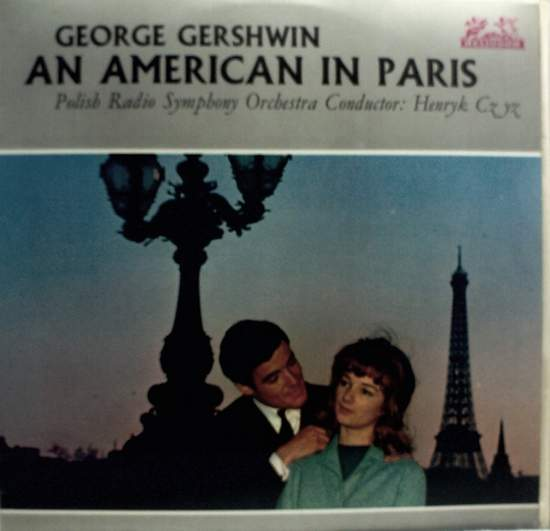 Gershwin, george - An American In Paris EP