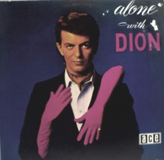 Dion - Alone With Dion - LP