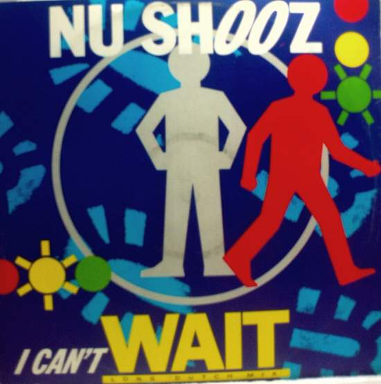 "Nu Shooz - I Can't Wait - 12"" PS"