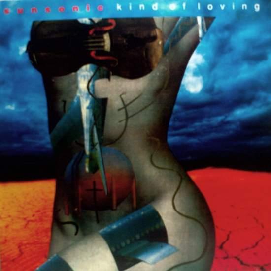 """Sunsonic - Kind Of Loving (long Dutch Mix) - 12""""PS"""