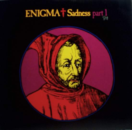 "Enigma - Sadness Part 1 - 12"" PS"