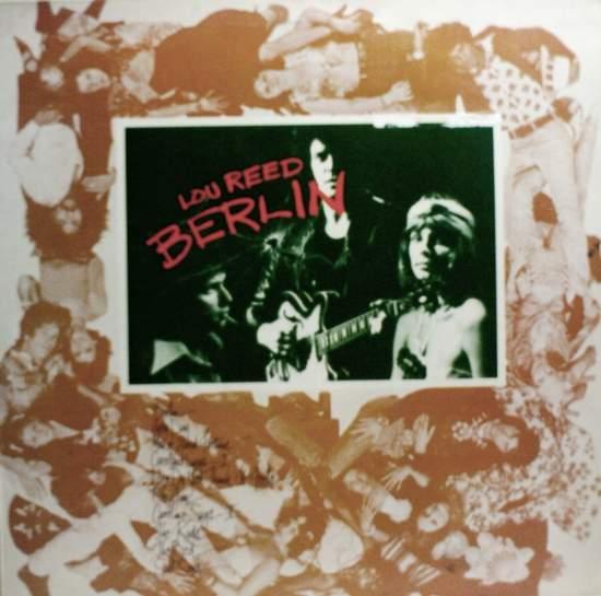 Reed,lou - Berlin - LP