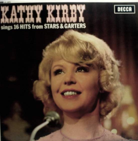 Kirby,kathy - Sings 16 Hits From Stars & Garters - LP
