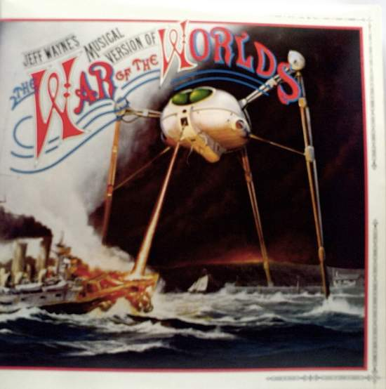 Wayne,jeff - War Of The Worlds - LP