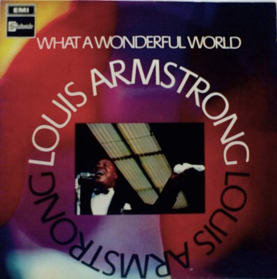 Armstrong, louis - What A Wonderful World Vinyl