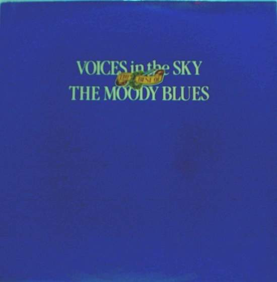 Moody Blues - Voices In The Sky The Best Of - LP