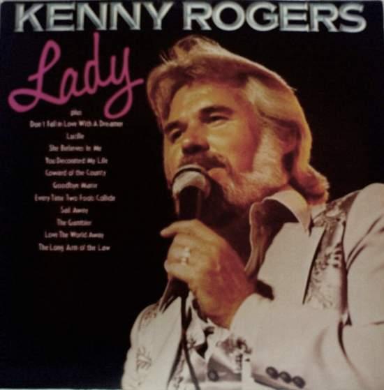 Lady - Rogers, kenny