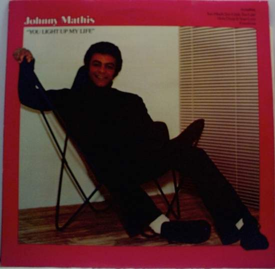 Mathis,johnny - You Light Up My Life - LP