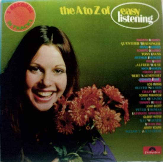 Various Artists - The A To Z Of Easy Listening - 2LP