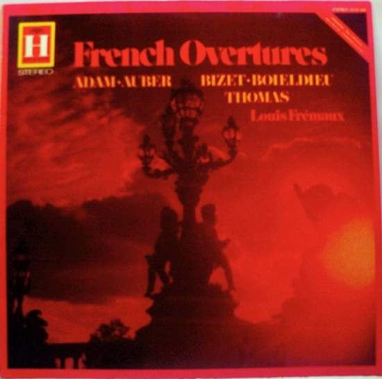 Various Artists - French Overtures - LP