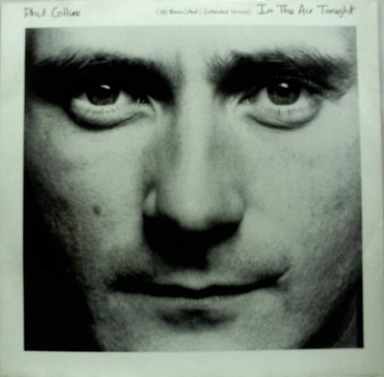 """Collins,phil - In The Air Tonight (extended Version) - 12"""" PS"""