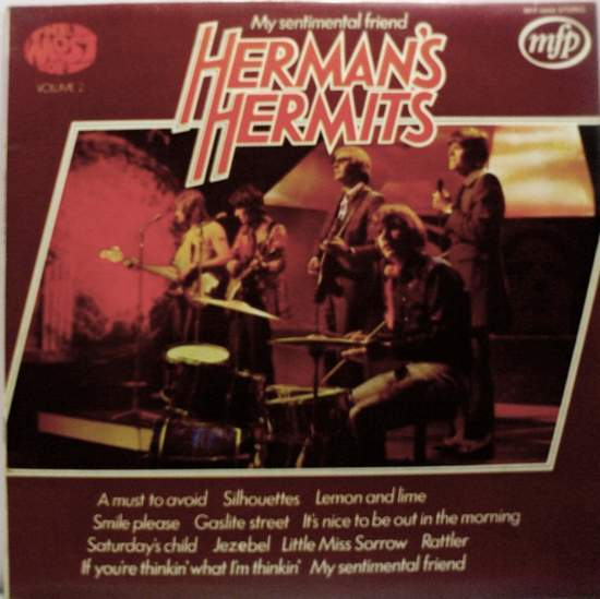 Herman's Hermits - The Most Of Herman's Hermits Vol. 2 - LP