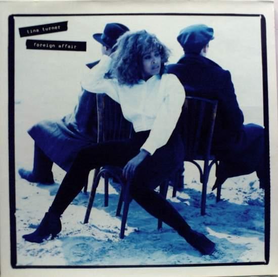 Turner,tina - Foreign Affair - LP
