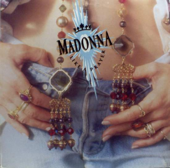Madonna - Like A Prayer Record