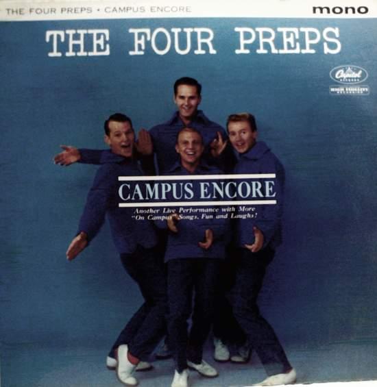Four Preps - Campus Encore - LP