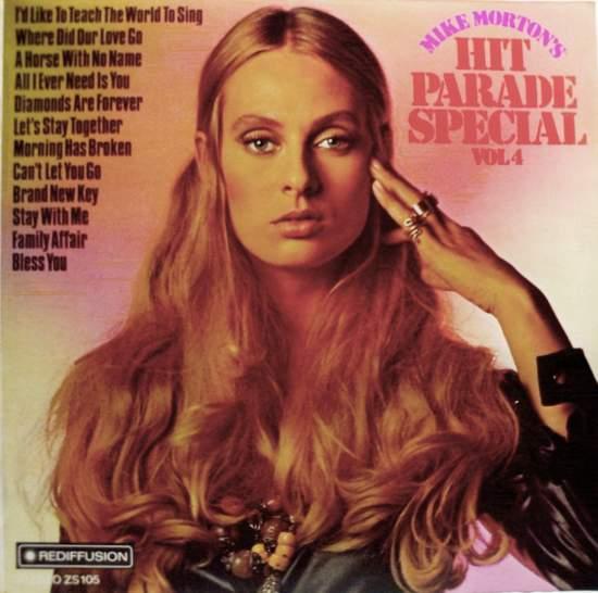 Morton,mike - Hit Parade Special Vol. 4 - LP