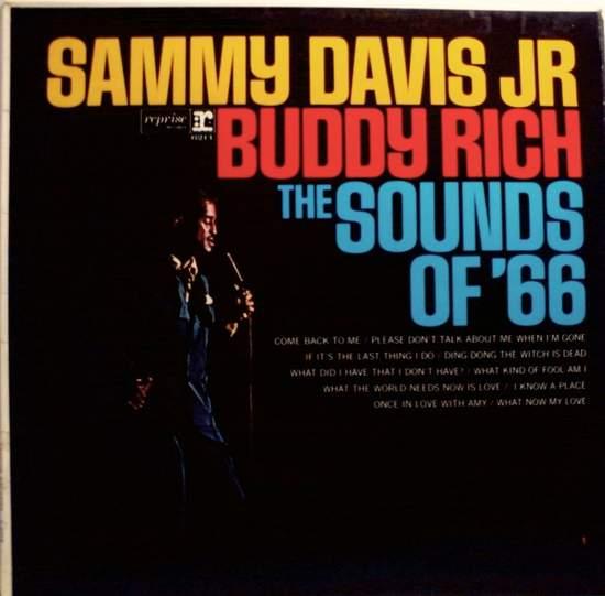 Davis Jr,sammy / Buddy Rich - Sounds Of '66 - LP