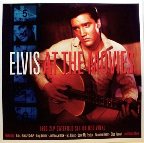 Presley,elvis - Elvis At The Movies - 2LP
