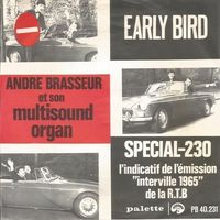 """Brasseur. Andre - Special-230 - 7""""PS"""