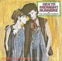 "Dexys Midnight Runners - Come On Eileen - 7"" PS"