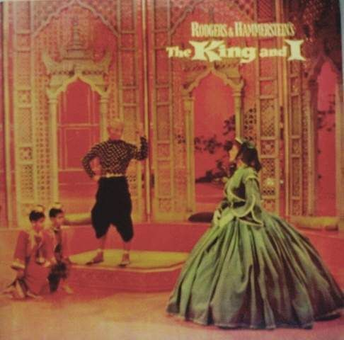 Rodgers & Hammerstein - The King And I Album