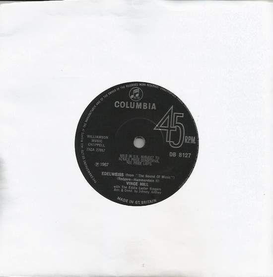 Hill, vince - Edelweiss LP