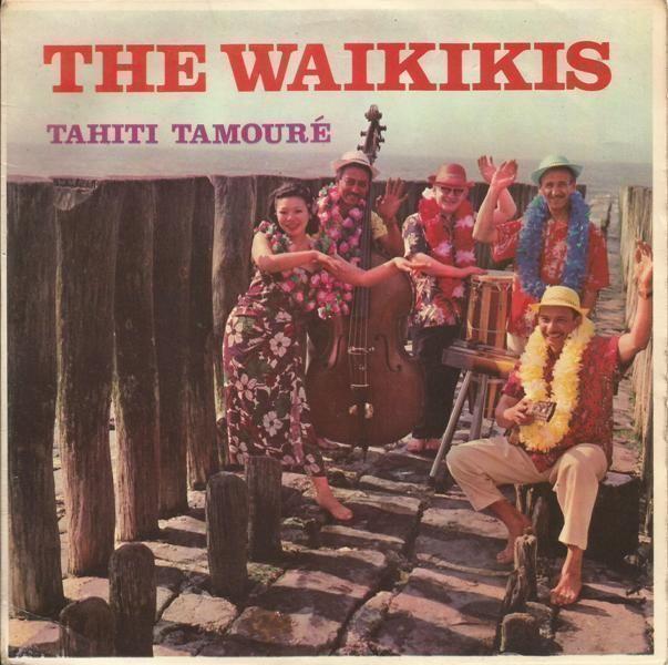 Waikikis - Tahiti Tamoure