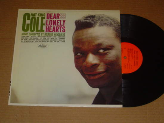 Nat King Cole - Dear Lonely Hearts