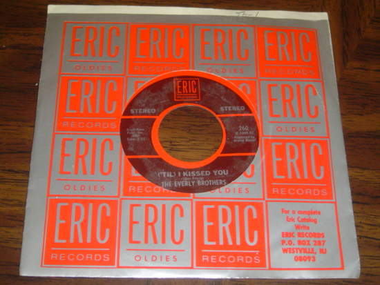 Everly Brothers - I Kissed You / Problems - 7""