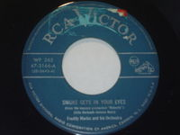 Freddy Martin & His Orchestra - Smoke Gets In Your Eyes / I've Told Every Little Star - 7""