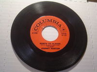 Johnny Horton - North To Alaska / The Mansion You Stole - 7""