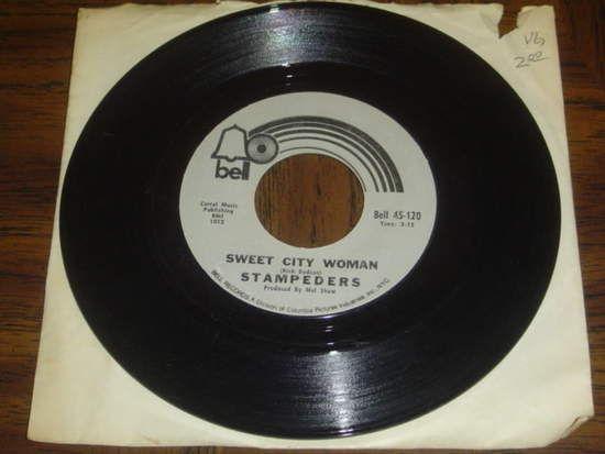 Stampeders - Sweet City Woman / Gator Road