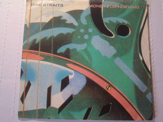 Dire Straits - Money For Nothing / Love Over Gold