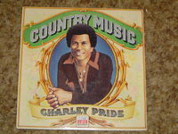 Charley Pride - Country Music - LP