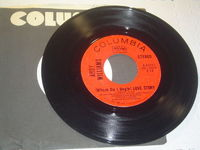 """Andy Williams -  Where Do I Begin ) Love Story / Something - 7"""""""