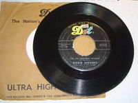 Dodie Stevens - Yes, I'm Lonesome Tonight / Too Young - 7""