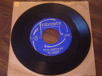 """Bill Parsons - The All American Boy / Rubber Dolly - 7"""""""