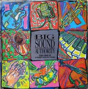 "Big Sound Authority - This House (is Where Your Love Stands) - 7"" PS"