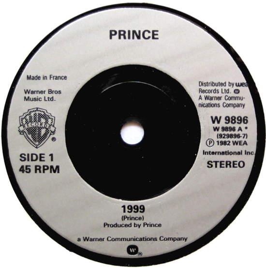 """Prince - 1999 - 7"""""""