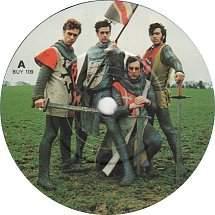 "Tenpole Tudor - The Swords Of A Thousand Men - 7"""
