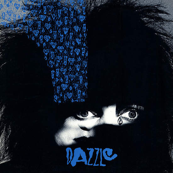 """Siouxsie & The Banshees - Dazzle - 12"""" PS"""