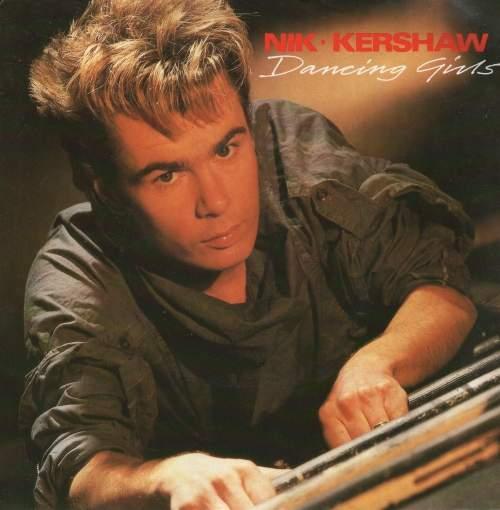 "Nik Kershaw  - Dancing Girls - 7"" PS"