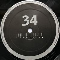 """D.a.v.e. The Drummer - Hydraulix 34 - 12"""""""