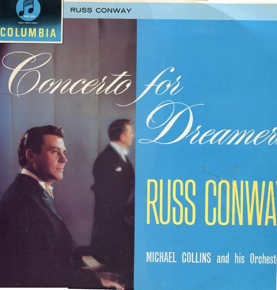 Russ Conway - Concerto For Dreamers - LP