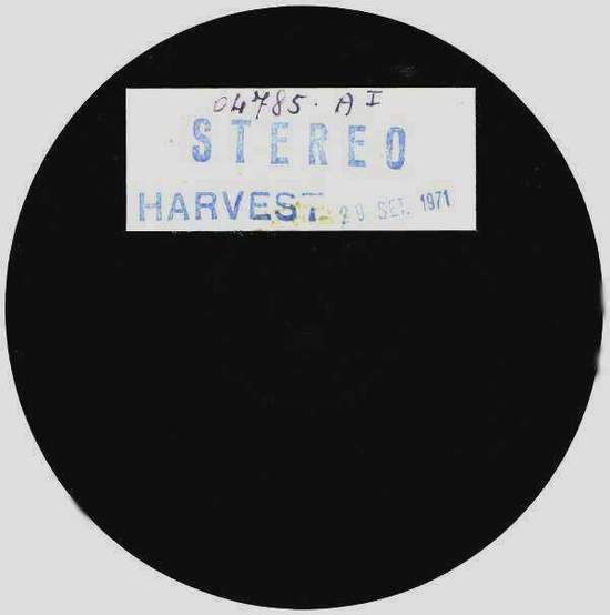 Move - Message From The Country - Italian Test Pressing - LP