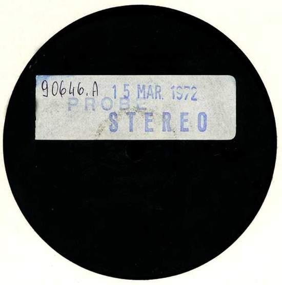 James Gang - Yer' Album - Italian Test Pressing Lp - LP