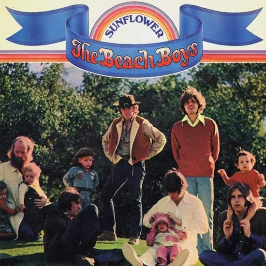 Beach Boys - Sunflower - Italian Lp - LP