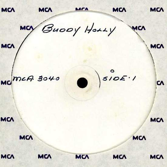 Buddy Holly - 20 Golden Greats - Usa White Label Lp + Press - LP